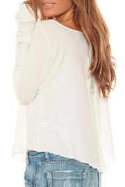 Wildfox Champagne Thermal - Side cropped