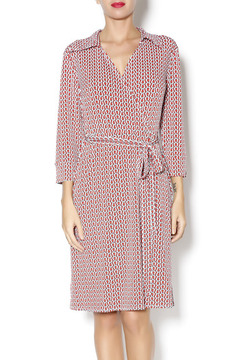 Laundry Red wrap dress - Product List Image