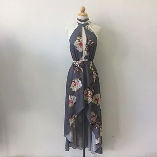 Shoptiques High Low Floral Dress