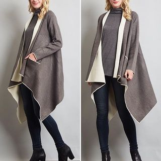 Shoptiques Waterfall Cardigan