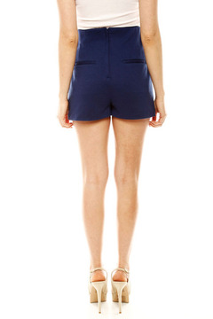 Audrey 3+1 High waisted shorts - Alternate List Image