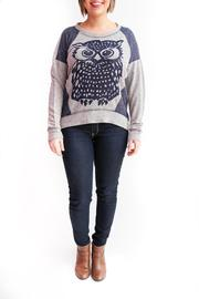 Coin 1804 Owl Pullover - Front full body