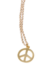 Green Peace Necklace - Product Mini Image