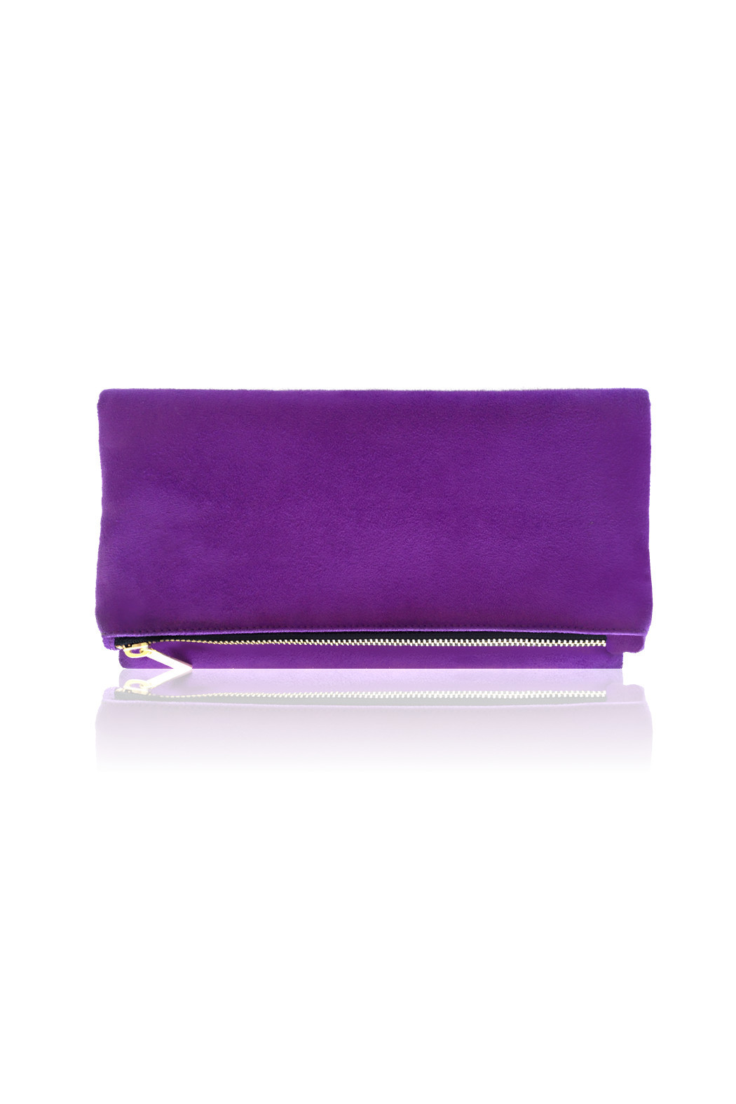 Victoria Khoss Foldover Clutch - Front Cropped Image