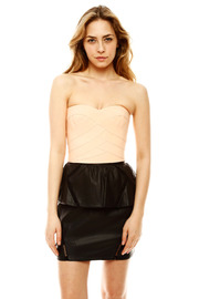 Nameless Bandage Bustier - Product Mini Image