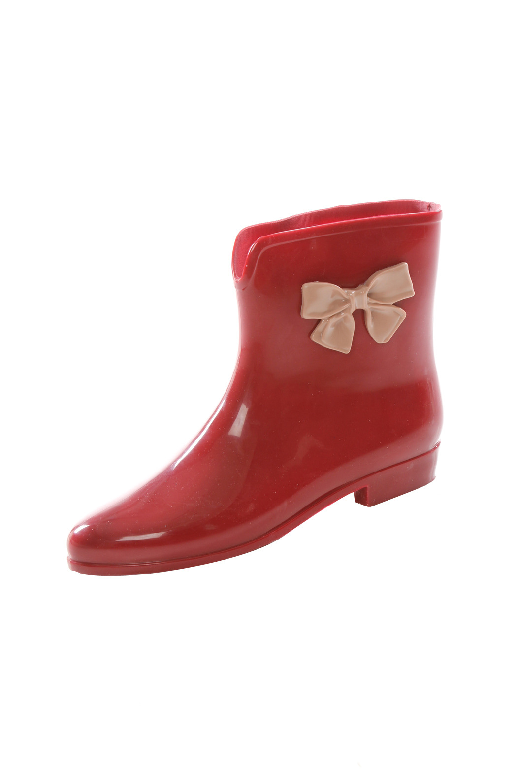 Ankle Rain Boots - Front Cropped Image