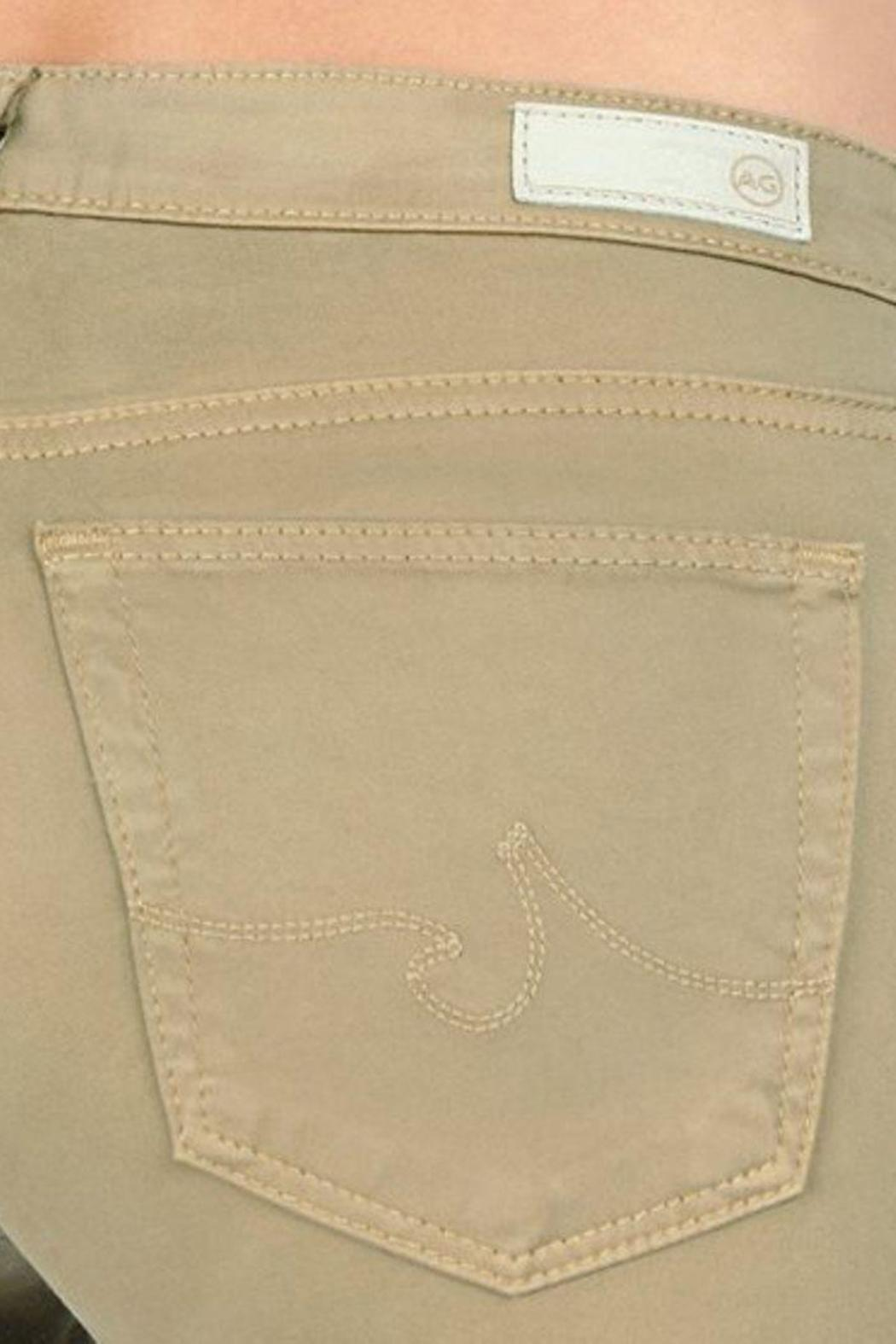 AG Adriano Goldschmied The Sateen Stilt - Back Cropped Image