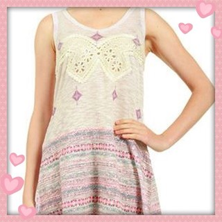Shoptiques Product: Crochet Tank
