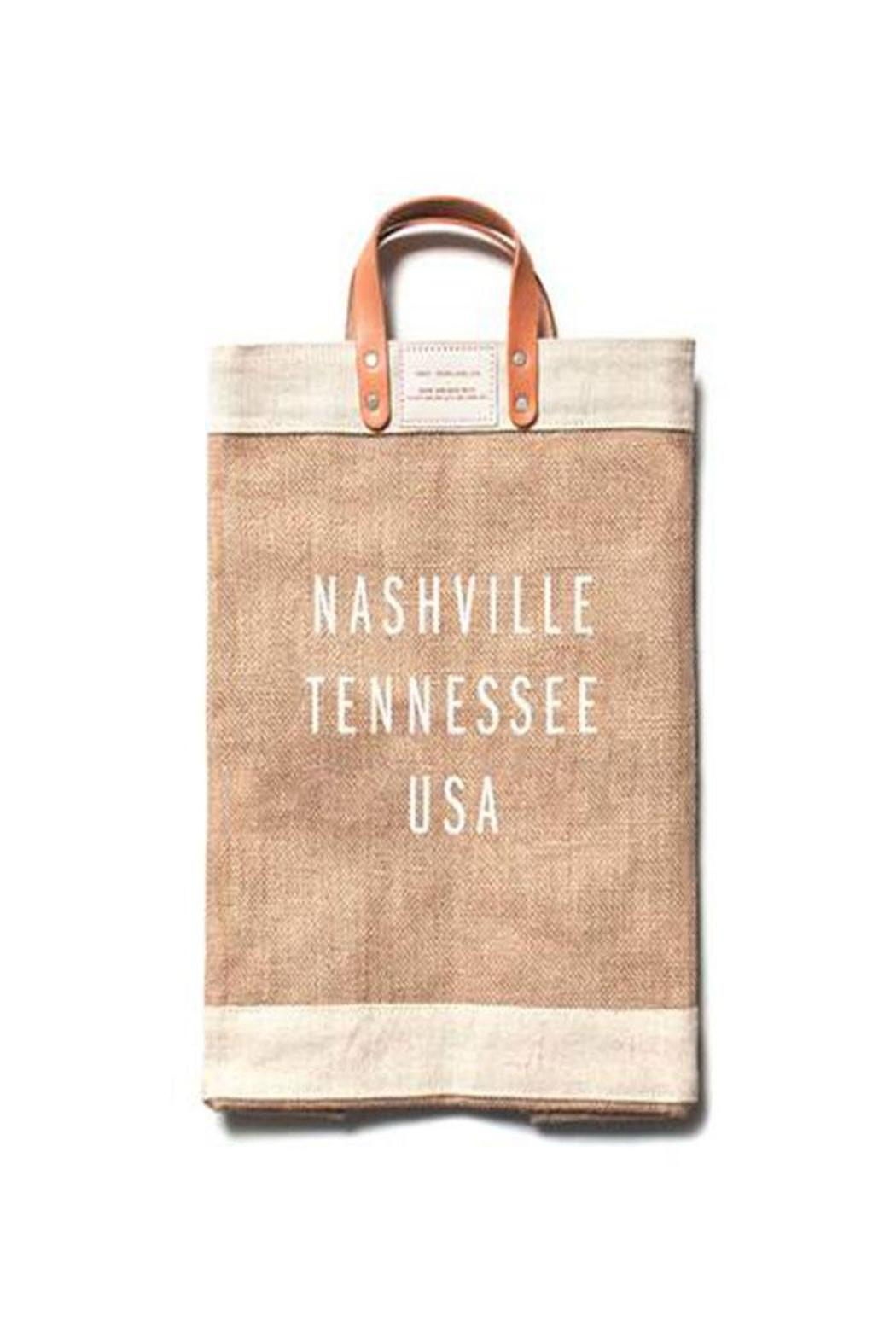 Apolis Nashville Market Bag - Front Full Image