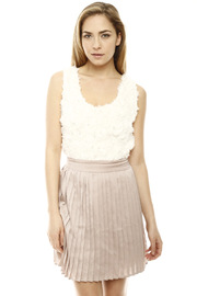 Shoptiques Product: Rose Two-Tone Dress