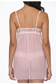 Hanky Panky Rose Garden Chemise - Front cropped