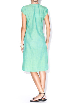 matta Anita Grass Chambray Dress - Alternate List Image