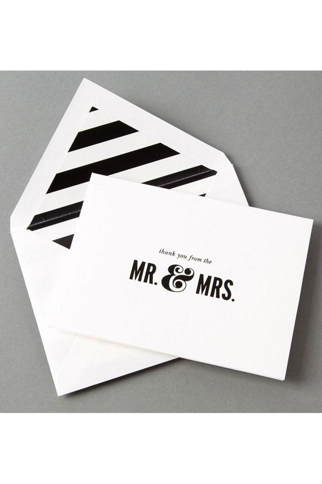 Kate Spade New York Wedding Thank Yous From Washington By
