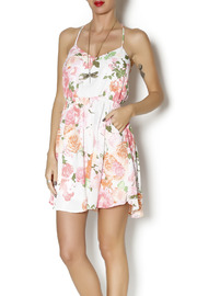 Coveted Clothing Floral Sundress - Product Mini Image