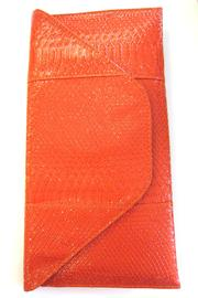 NA Oversize Envelope Clutch - Front cropped