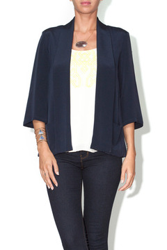 Library Navy Jacqueline Jacket - Product List Image