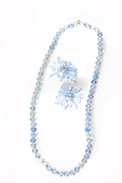 Creative Treasures Blue Necklace Set - Alternate List Image