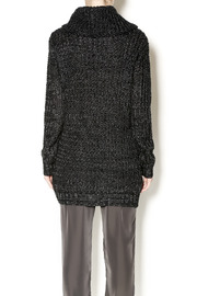Cecico Long Knit Sweater - Back cropped