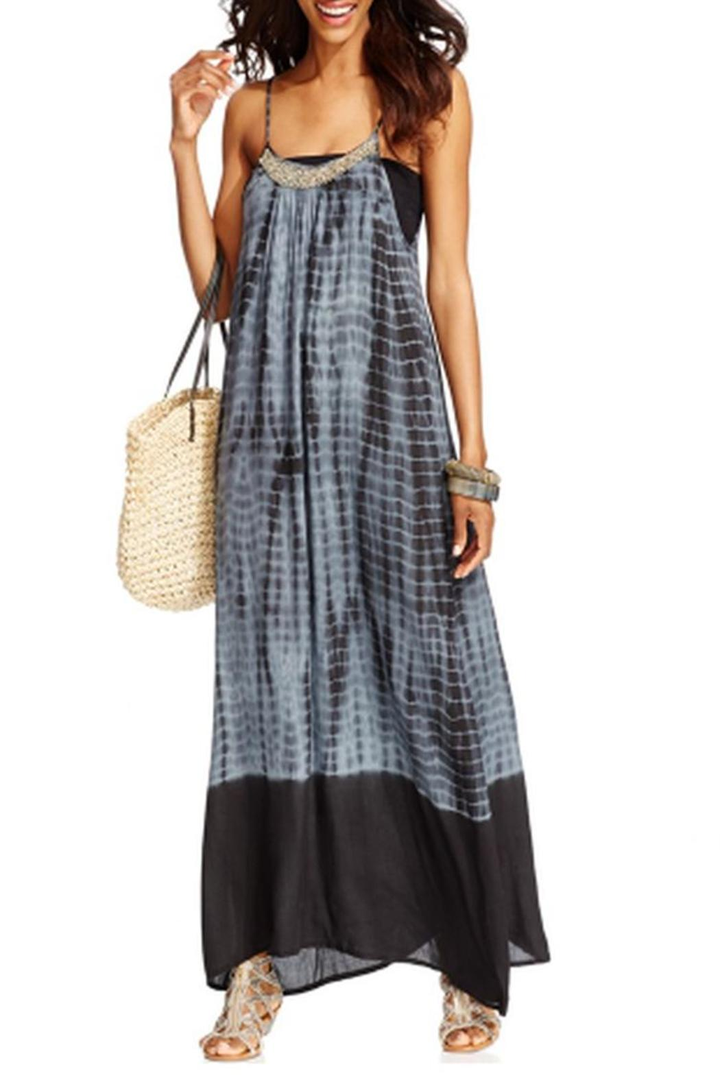Raviya Beaded Maxi Dress from Los Angeles by Treats — Shoptiques