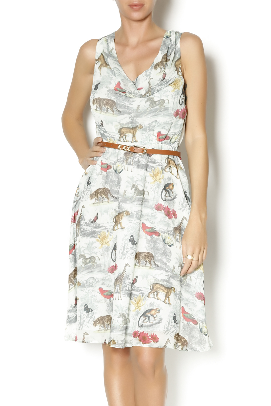 c31114779b Uttam Boutique African Safari Dress from Indiana by Izzy   Es ...