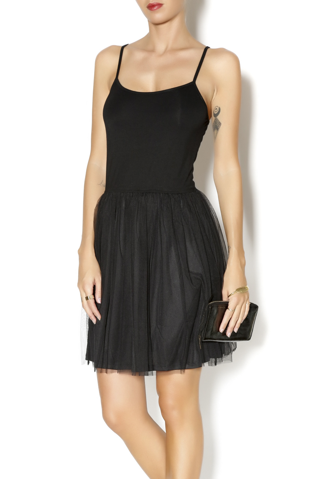 947ab59e429b2 Myths of Creation Tulle Slip Dress from Brooklyn — Shoptiques