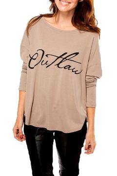 Shoptiques Product: Outlaw Long Sleeve