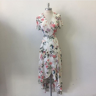 Floral Lucy Dress - Instagram Image
