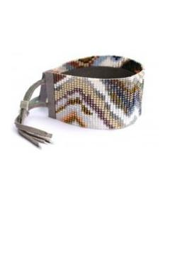 Julie Rofman Hand-Loomed Cuff - Alternate List Image