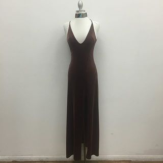Shoptiques Velvet Dress