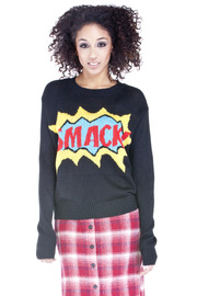 Shoptiques Product: Smack! Pop Art Sweater