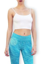 Nikibiki Seamless Crop Top - Front cropped