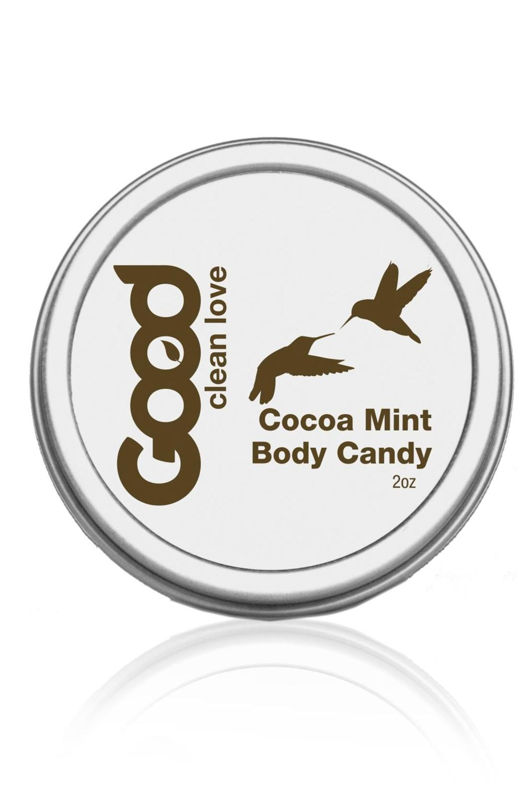 Good Clean Love Body Candy Cocoamint - Main Image