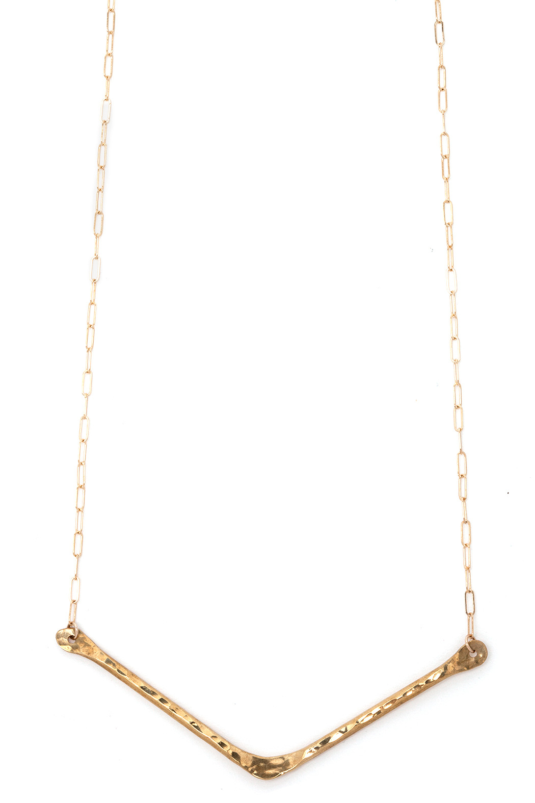 Cinq Dune Necklace - Front Cropped Image