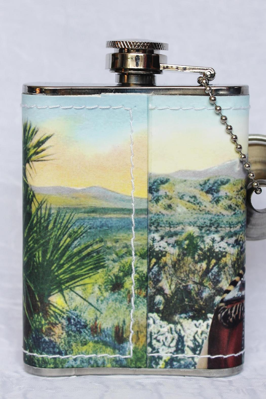 Anne Taintor Flask And Funnel - Front Full Image