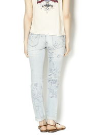Blank NYC Cigarette Leg Jeans - Back cropped