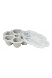 Beaba 5oz  Multiportions with Cover - Cloud - Product Mini Image