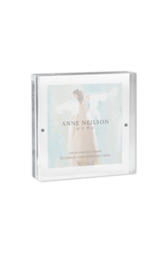 ANNE NEILSON 5X5 ACRYLIC SCRIPTURE CARD FRAME - Product List Image