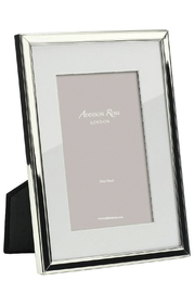 Addison Ross 5x7 Silver Frame With Mount - Product Mini Image