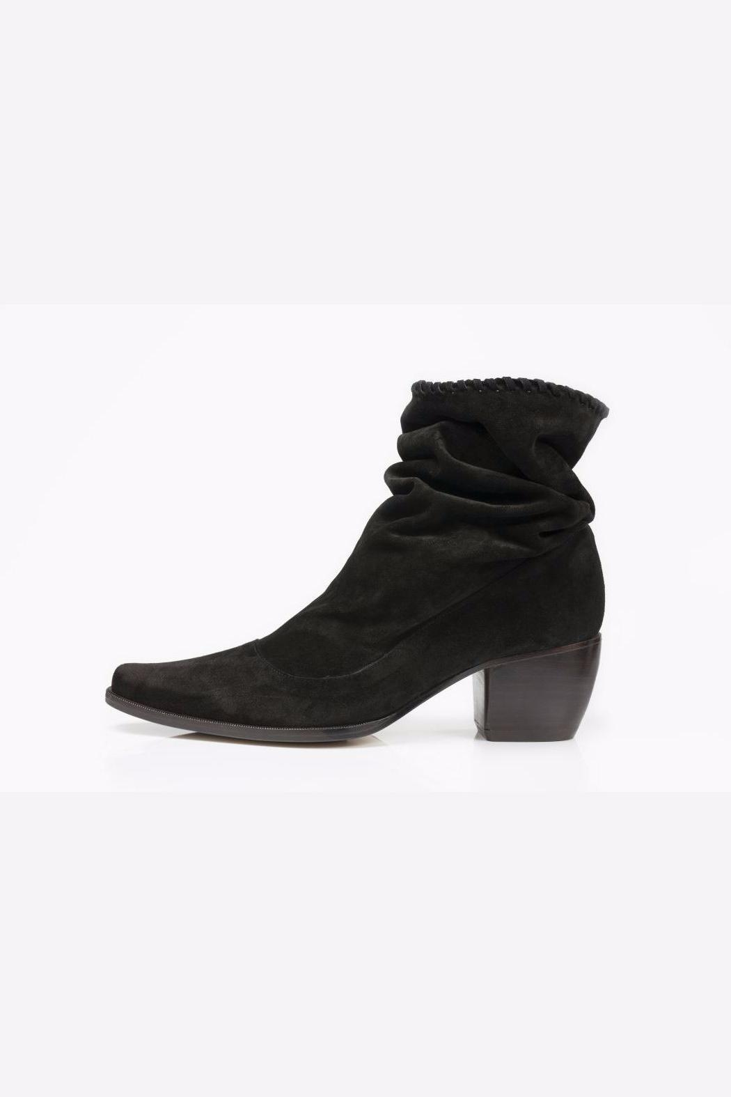 Western Slouchy Bootie