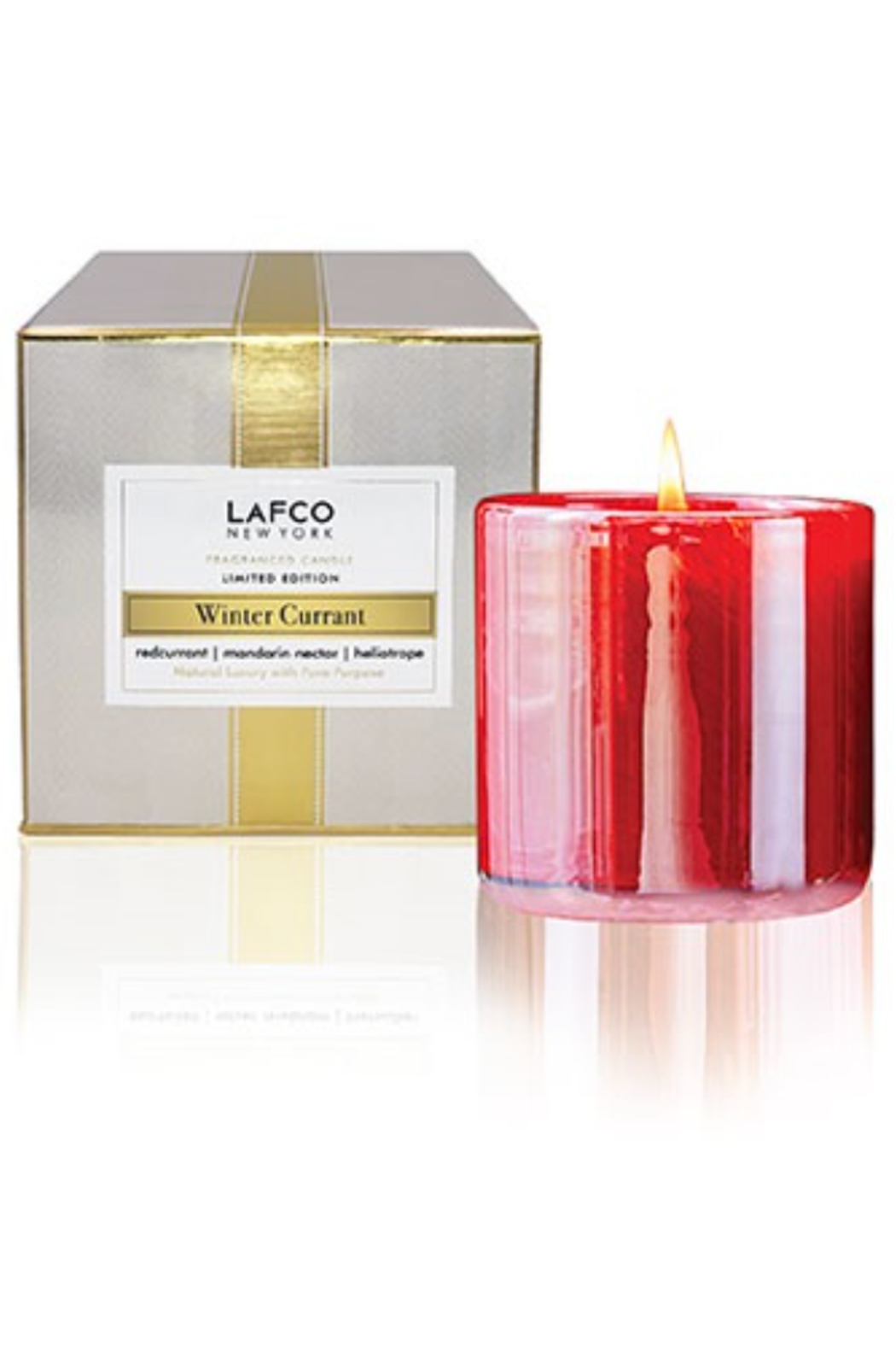 Lafco 6.5 OZ WINTER CURRANT CANDLE - Main Image