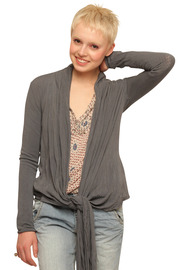 Shoptiques Product: Long Sleeve Wrap
