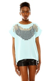 Maude Cutout Top - Front cropped