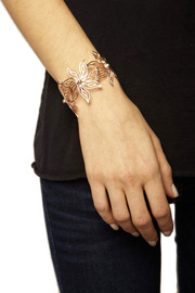 Shoptiques Product: Copper Lilly Bangle