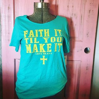 Shoptiques Faith Tee