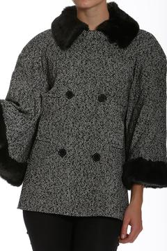 Shoptiques Product: Tweed Bell-Sleeve Jacket