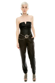 Shoptiques Product: Strapless Akua Jumpsuit