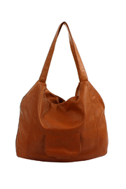 Shoptiques Product: Square Leather Bag