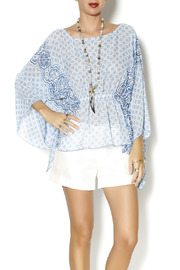 Ivy Jane Wing Sleeve Top - Product Mini Image