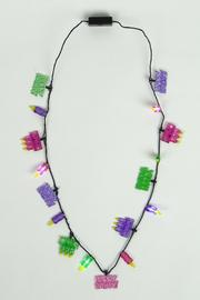 DMM Lite-Up Birthday Necklace - Product Mini Image