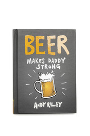 Chronicle Books Dad Beer Book - Product Mini Image